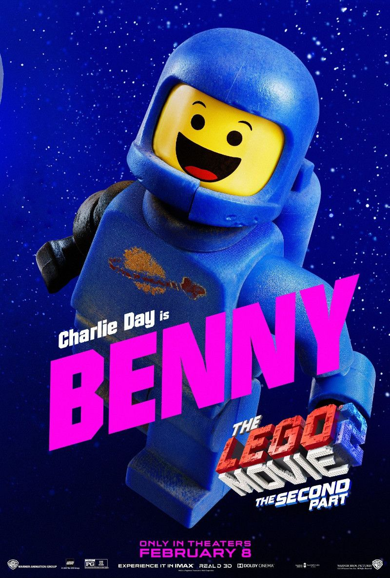 The Lego Movie 2 (2) The Lego Movie 2