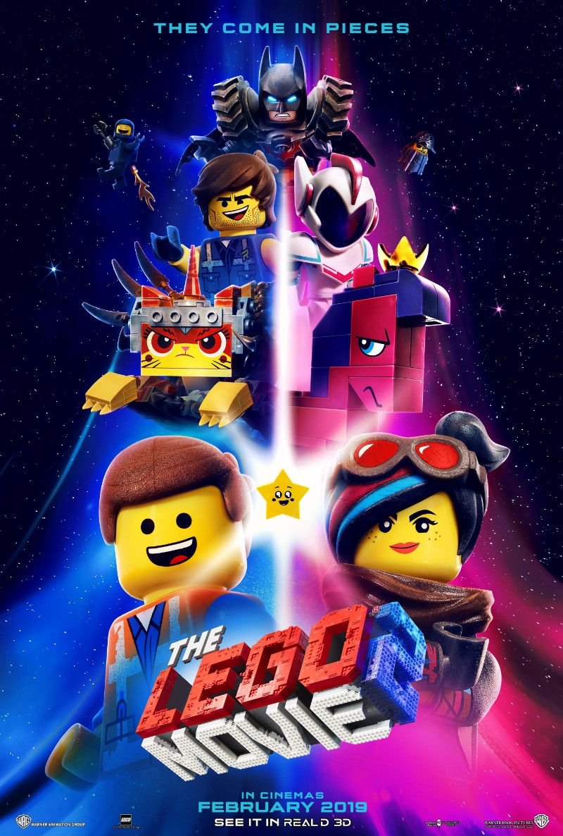 The Lego Movie 2 (5) The Lego Movie 2