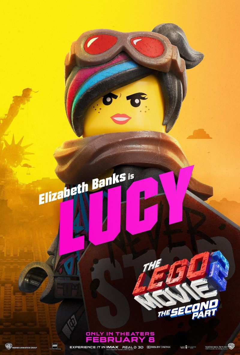 The Lego Movie 2 (9) The Lego Movie 2