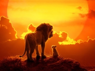 The Lion King Out Now in India in English, Hindi, Tamil, and Telugu