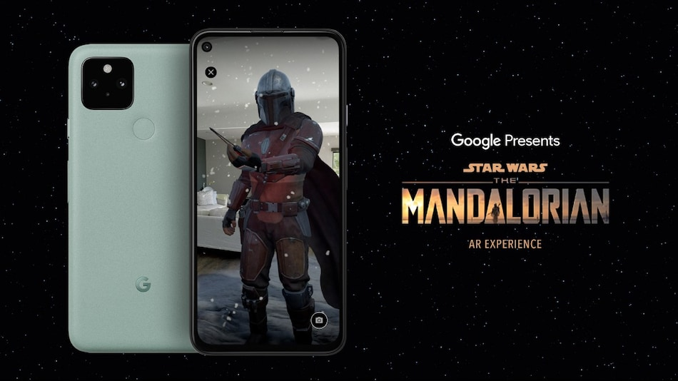 The Mandalorian AR Experience Brings the Star Wars Series Into Your Home