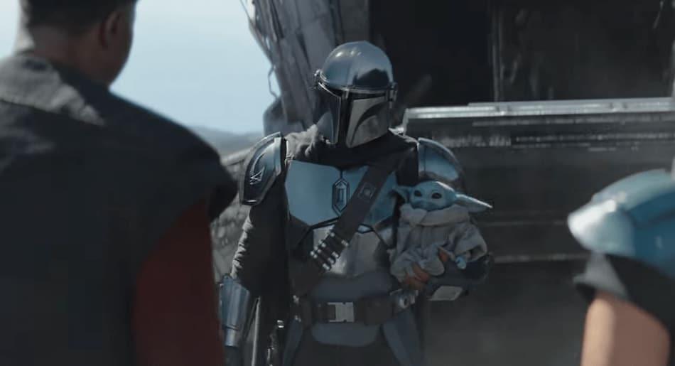 The Mandalorian and Baby Yoda Return in Season 2 Special Look