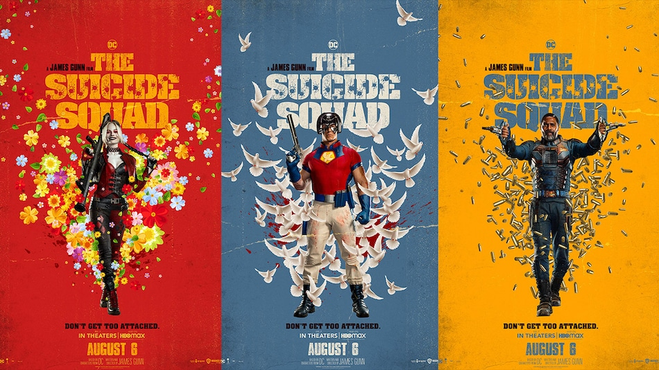 The Suicide Squad out September 24 on Apple TV, BookMyShow Stream, Google Play Movies, YouTube Movies