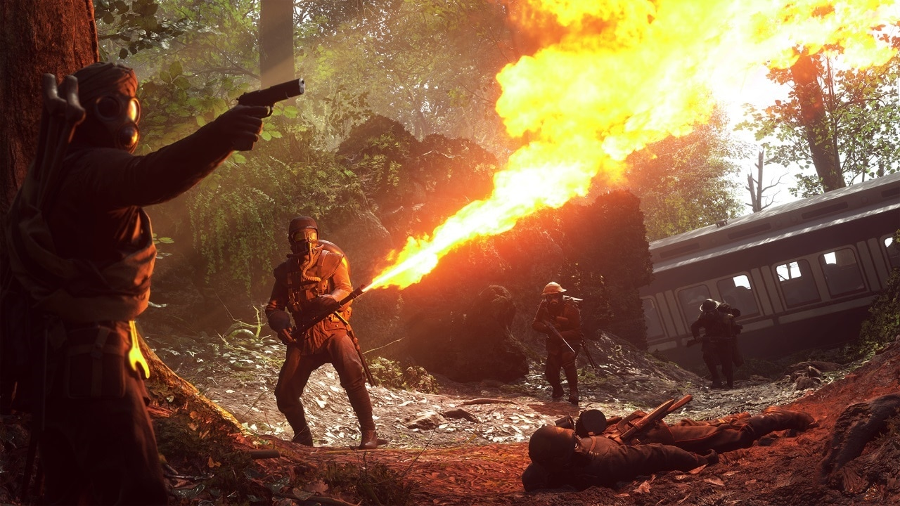 Battlefield V Leak Claims Story Will Follow German Side of WW2