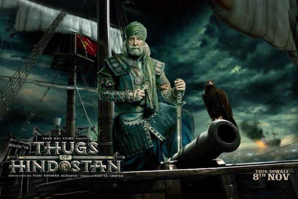 Thugs Of Hindostan Movie Official Trailer is OUT
