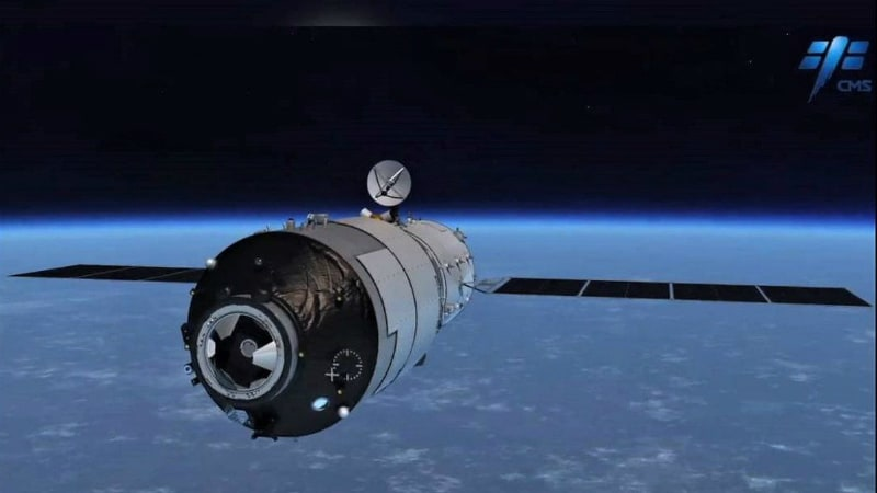 China Says Earth-Bound Tiangong-1 Space Lab Will Offer 'Splendid' Show