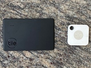 Tile Mate and Tile Slim Review