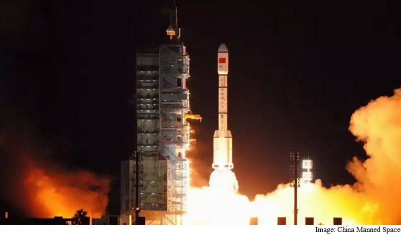 China Launches Its Second Space Lab