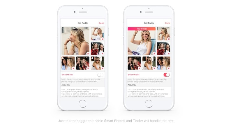 Tinder Smart Photos Launched; Helps Find Matches by Choosing Your Best Photo