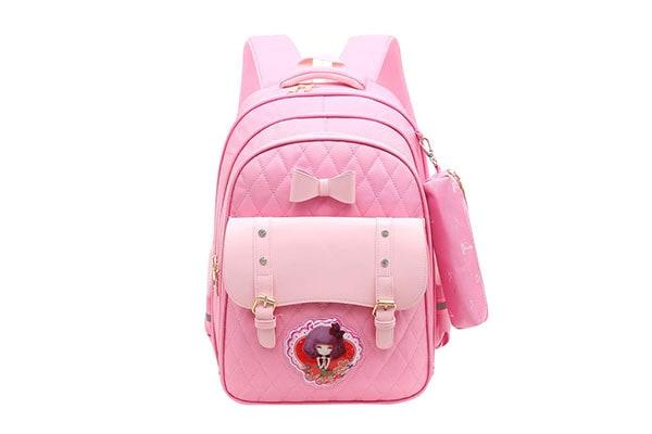 Tinytot Designer Hi Storage School Backpack 1614875135036
