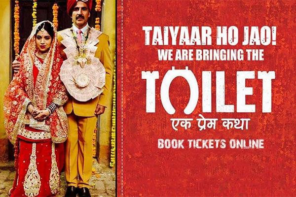 Toilet Ek Prem Katha Cast, Release Date, Songs, Trailer, Movie Ticket Bookings, Box Office Collection