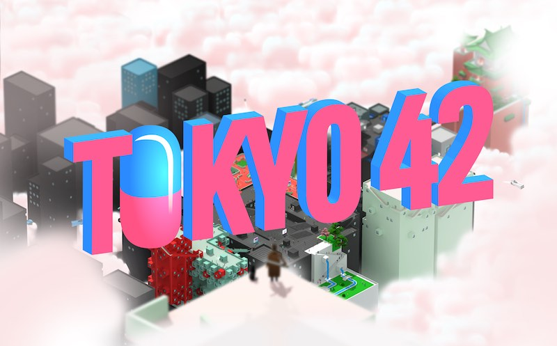 Tokyo 42 Review: Bringing Together the Best of Grand Theft Auto, Monument Valley, and Hotline Miami?
