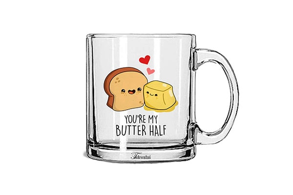 Tonkwalas Youre My Butter Half Printed 1611731037077