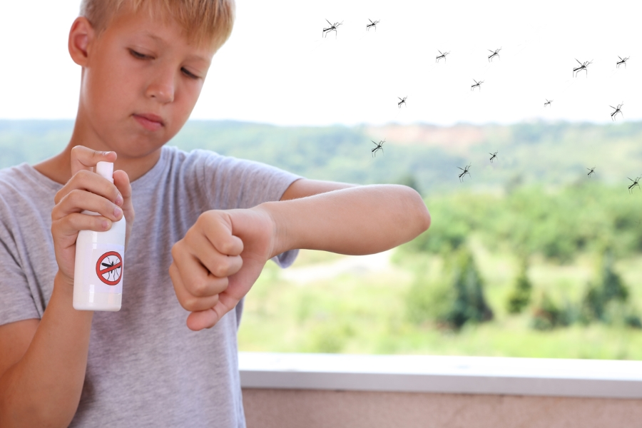 Best Mosquito Repellent for Kids