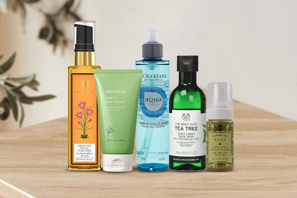 Best Face Cleaners From Luxurious Brands