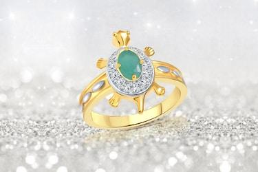 Tortoise Ring Brings Good Luck & Prosperity: Benefits of Tortoise Ring, How To Wear Tortoise Ring