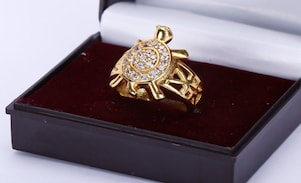 Tortoise Ring Brings Good Luck & Prosperity: Benefits of Tortoise Ring, How To Wear Tortoise Ring