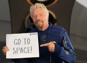 Win a Free Trip to Space! Here's How You Can Register To Live Your Dream As An Astronaut