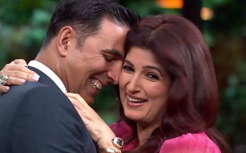 Koffee With Karan Season 5: Akshay Kumar's Musical Tribute to Twinkle Khanna is Now Trending on iTunes