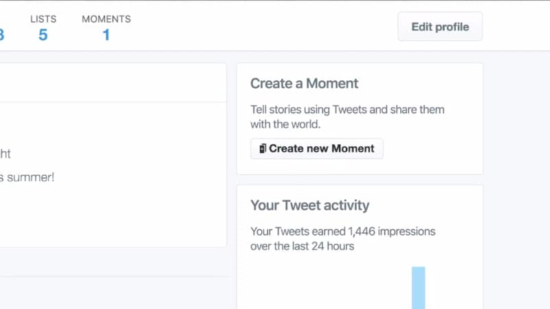 Twitter Moments Now Open to Everyone to Tell Their Stories