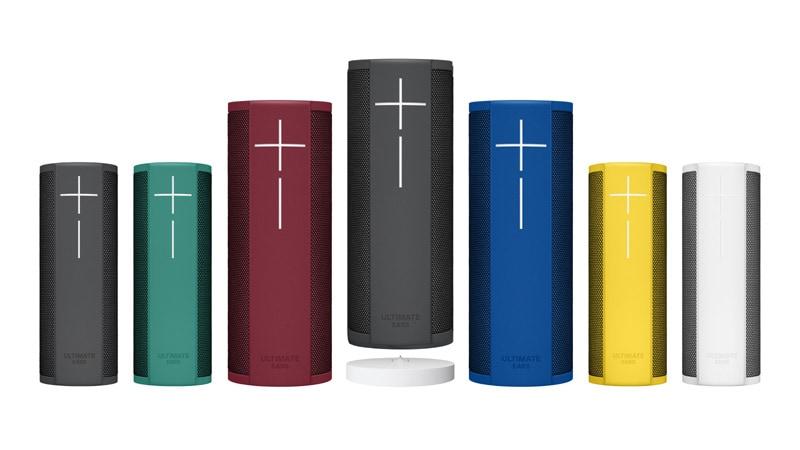 Logitech Unveils UE Blast, Megablast Speakers With Amazon Alexa