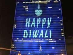 In A First, United Nations Celebrates Diwali