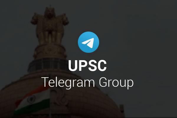 UPSC Telegram Group 600x400 1575351435298