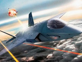 US Air Force Expects Directed Energy Weapon Systems in Place by 2060