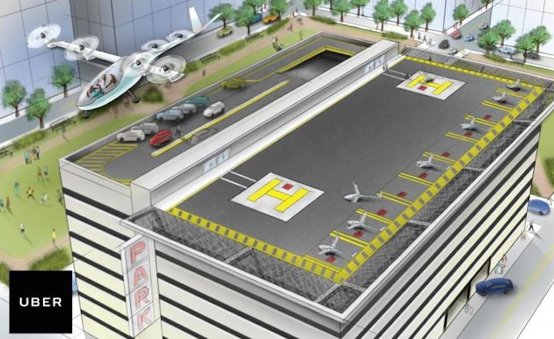 Uber Elevate Summit: Flying Taxis Aimed to Be Deployed by 2020