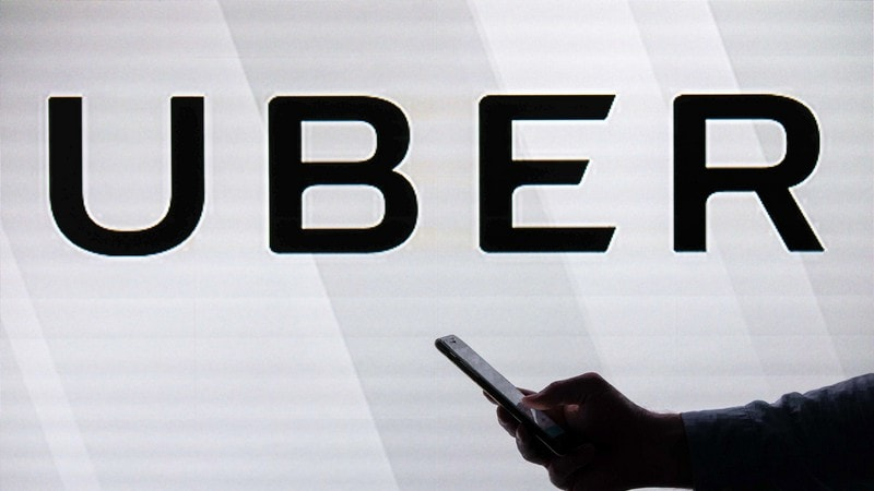 Revenue growth in Uber taxi service is fading