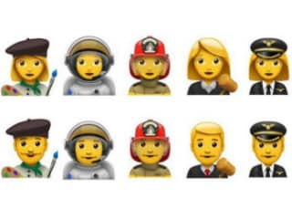 Unicode to Release 16 New Professional Gendered Emojis in November