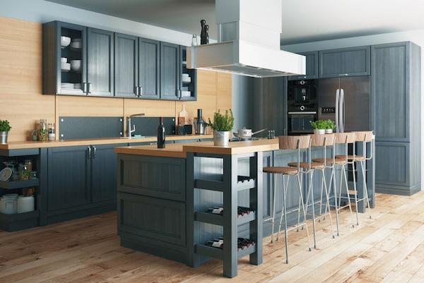 Unique Kitchen Design Ideas: Spruce Up Your Kitchen's Aesthetics