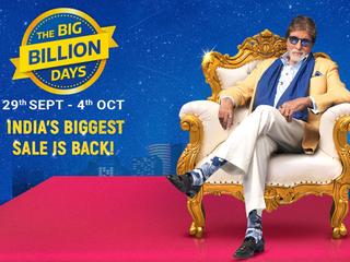 ফিরে এল Flipkart Big Billion Days Sale, সেরা অফারগুলি দেখে নিন