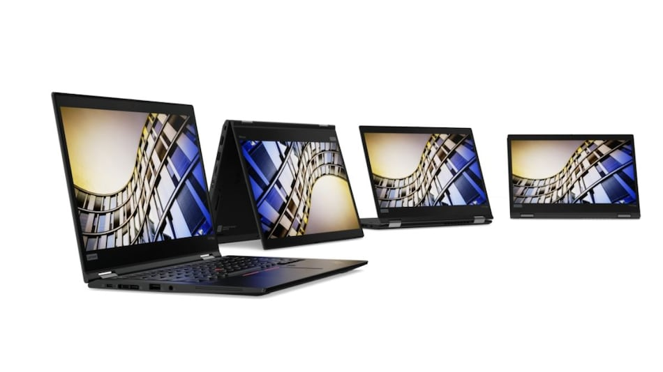 Lenovo ThinkPad X, T, and L Series Refreshed With AMD Ryzen Pro 4000, 10th Gen Intel Core vPro Processors