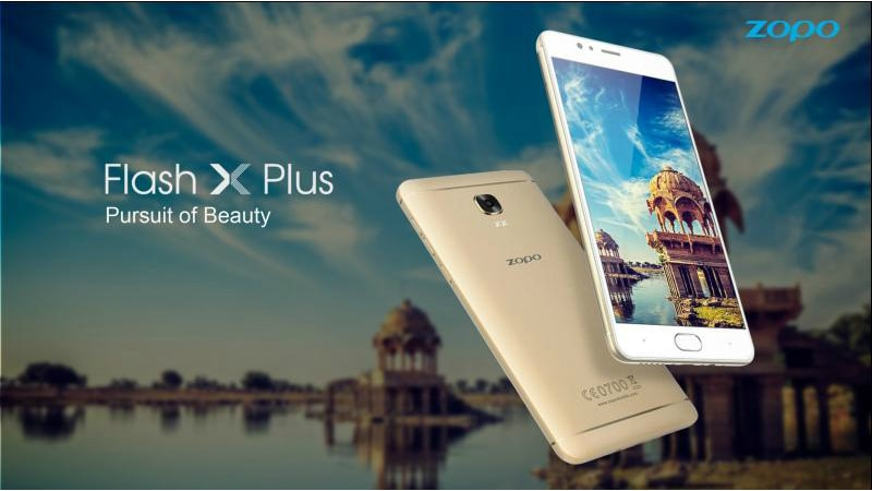 Zopo Flash X Plus With 4G VoLTE Support, 13-Megapixel Camera Launched at Rs. 13,999