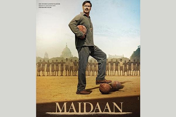 New Hindi Movies Maidaan 1622569028779