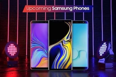 Upcoming Samsung Phones in India