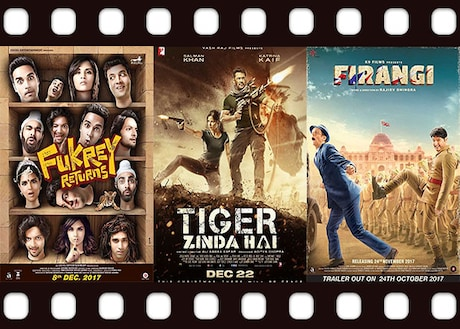 Upcoming Bollywood Movies in December 2017, Buy Movie Tickets Online