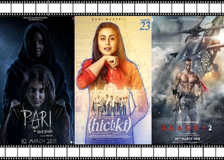 Upcoming Bollywood Movies in March 2018, Buy Movie Tickets Online