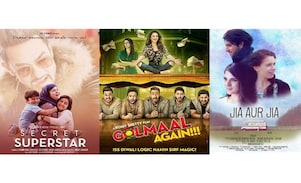 Upcoming Bollywood Movies in October 2017, Gear Up To Book Movie Tickets To Watch First Show and Unveil the Stories