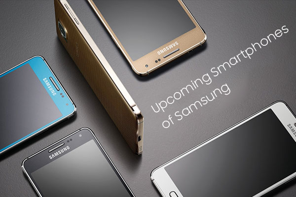 Upcoming Samsung Mobile Phones in India