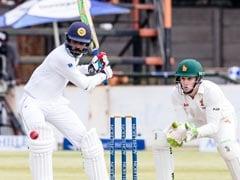 1st Test: Upul Tharanga's Ton Puts Sri Lanka in Command vs Zimbabwe