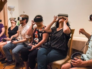 How Virtual Reality Is Being Used to Alter Human Behaviour in the Real World