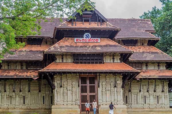 Vadakumnathan Temple 1556531922955