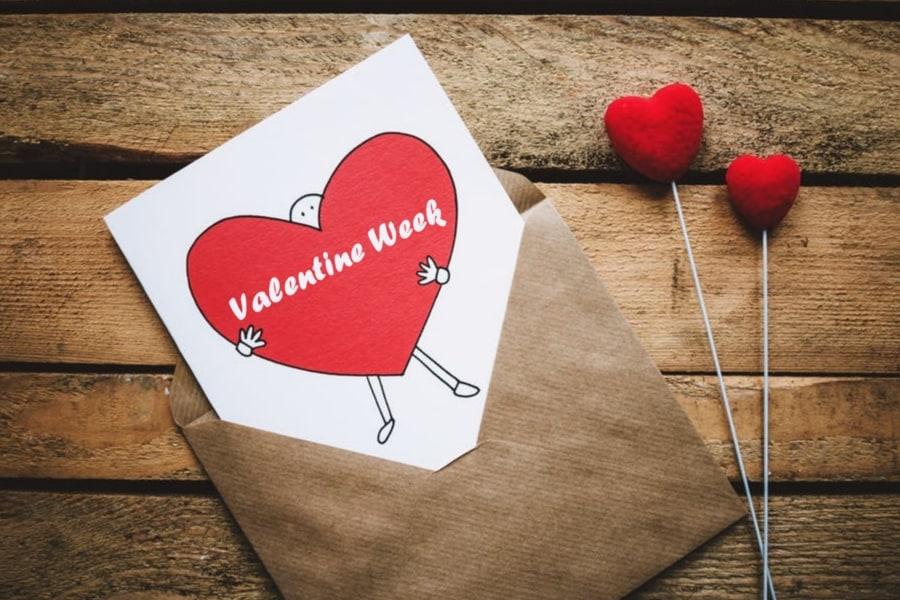 3e9d43f65 Valentine Week List 2019