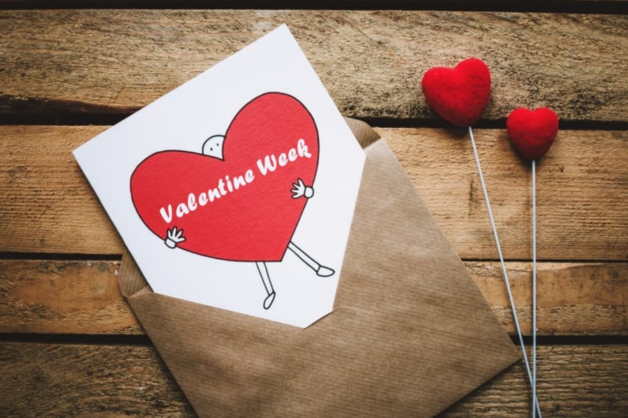 Valentine Week List 2019, Valentine's Day Week: Today 14 Feb is Valentine's Day