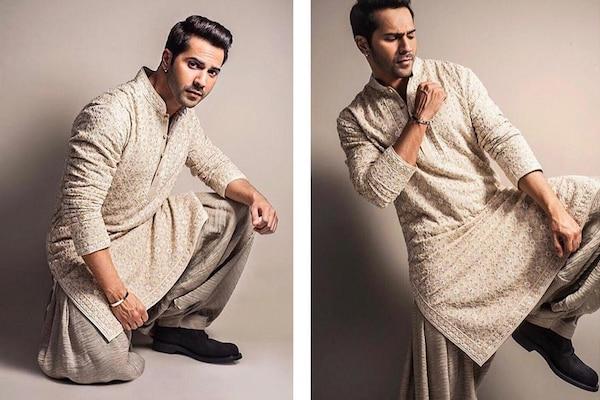 Varun Dhawan Look : Get Eid Ready With Varun