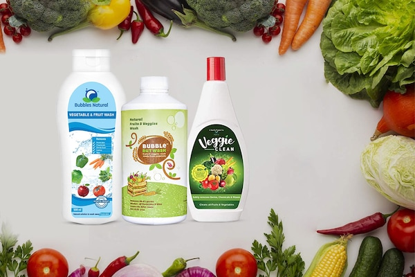 Vegetable Washing Liquids: Now Consume Clean And Chemical Free Food
