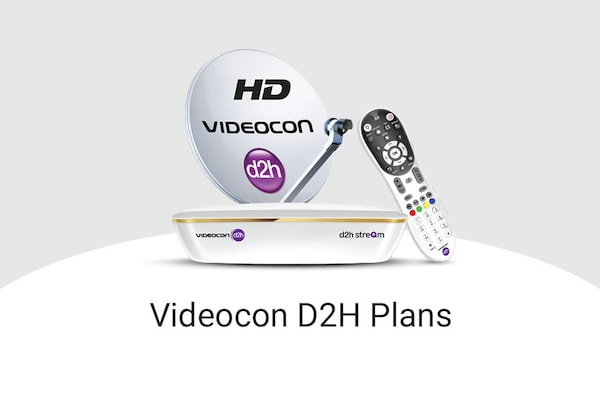 Videocon D2H Plans, Channel List, Recharge Package & Price 2021