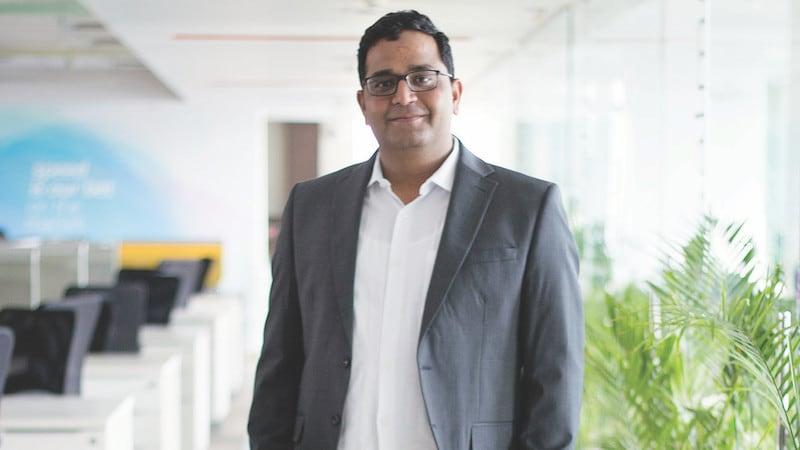 Paytm's Vijay Shekhar Sharma Says 'India Needs a Very Innovative Mobile POS Machine'
